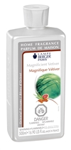 MAGNIFIQUE VETIVER Lampe Berger Fragrance Oil - 500ml 16.9oz