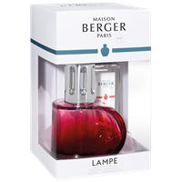 Alliance Red Gift Set Lamp with 250ml Orange Cinnamon