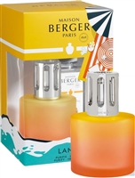 Blissful Gift Set Lamp with 180ml Tropical Mango