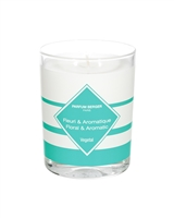 Anti-odor Candle Bathroom Floral and Aromatique
