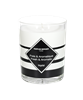 Anti-odor Candle Tobacco Fresh and Aromatic