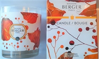 Scented Candle Red Berries