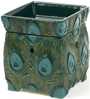 Tyler Candle - Fanimal Exotic Peacock - Radiant Fragrance Warmer