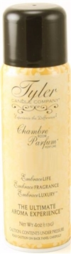 Tyler Candle - Platinum - Chambre Room Parfum