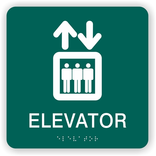 ada braille elevator signs elevator pictogram just braille signs