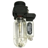 Blazer Pocket Micro Torch Lighter Clear, PB-207-CLR