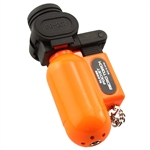 Blazer Pocket Micro Torch Lighter Orange, PB-207-OR