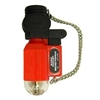 Blazer Pocket Micro Torch Lighter Red, PB-207-RED