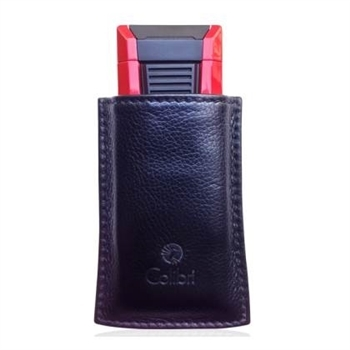 Leather Holster Pouch for Colibri Slide Lighter
