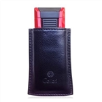 Leather Holster for Colibri Monaco Metallic Lighter