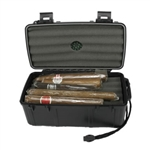 Cigar Caddy CC10 Travel Humidor for 10 Cigars