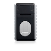 Colibri Quasar Astoria Lighter Black & Chrome | BC Specialties
