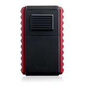 Colibri Quasar Astoria Lighter Black & Red | BC Specialties
