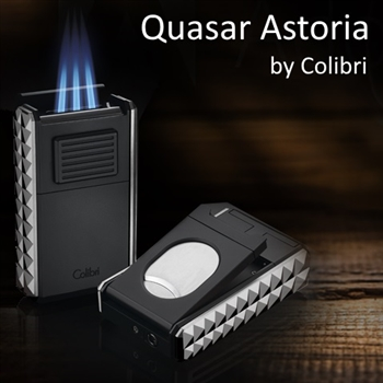 Colibri Quasar Astoria Lighters | BC Specialties