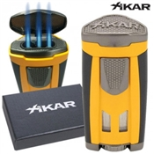 Xikar HP3 High Performance Triple-jet Flame Cigar Lighter | BC Specialties