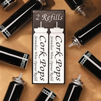 Cork-Pops Refill Cartridges