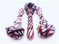 Estes Red White & Blue Spoon