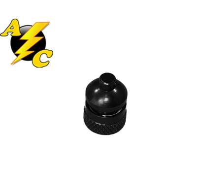 Paintball Tank fill nipple cover