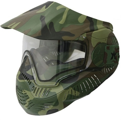 Sly Annex MI-7 Camo Thermal Paintball Mask / Goggle