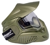 Valken Annex MI-7 Paintball Mask - Olive