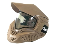 Valken Annex MI-7 Paintball Mask - Tan
