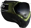 Sly Profit Thermal Paintball Mask / Goggles - Olive