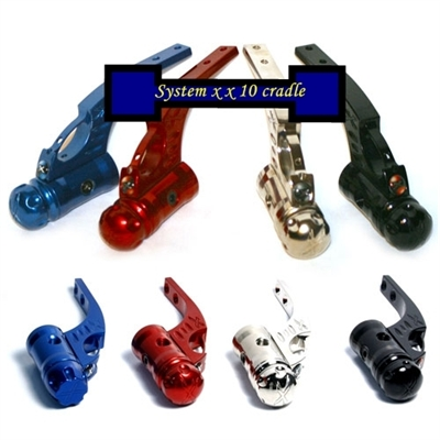 System X-X10 Cradle with on/off Chrome