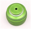Paintball tank Thread Saver Green