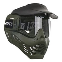 V FORCE Armor Paintball Mask / Goggle - Black