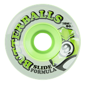 Sector 9 Butterballs Slide Formula Wheels - 70mm/75a