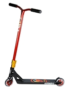 AO Stealth 3 Complete Scooter - Black Red