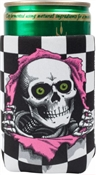 Powell Peralta Ripper Koozie Checker Black