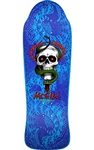 Bones Brigade Deck - McGill Skull and Snake Blue