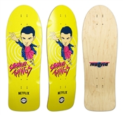 Stranger Things Decks Eleven Yellow