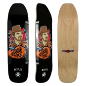 Stranger Things Decks Madrid Skateboards Chief
