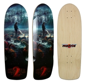 Stranger Things Decks Madrid Skateboards ST2