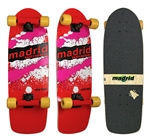 Stranger Things Skateboard Mad Max Skateboard