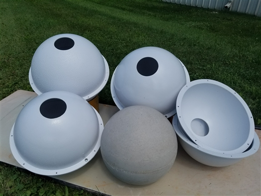 Atlas Stone Molds