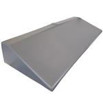 "40"" Ramp Concrete Sink Mold Standard Drain"