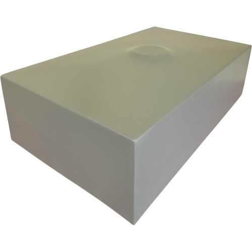 2817 Farm Sink Mold 1/4 Radius