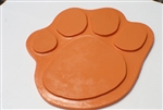 Medium Dog Paw Stamp Mat