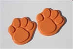 Small Dog Paw Stamp Mat - Set of 2