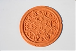 Celtic Round Stamp Mat