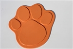 Large Dog Paw Stamp Mat
