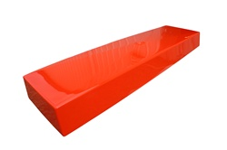 "65 3/4""x 17 3/4"" x6 1/2"" Rectangle Trough Sink Mold"