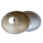 Flanged Oval Vessel Sink Mold