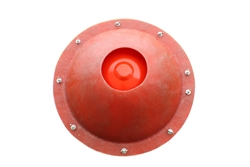 Flanged Round Vessel Sink Mold