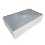 "20"" x 12""  Rectangle  Sink Mold"