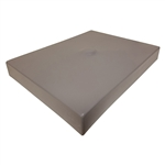 "20"" Rectangle-S Concrete Sink Mold"