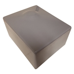 "8"" Rectangle Concrete Sink Mold"